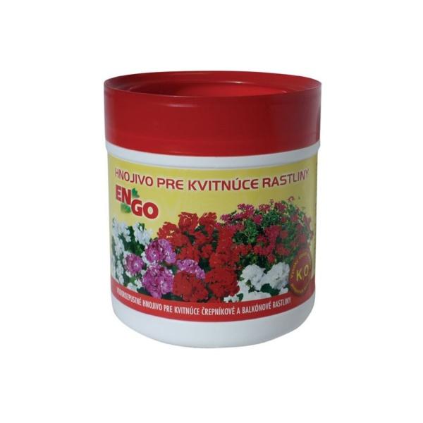 ENGO Hnojivo na kvitnúce rastliny/0,5 KG